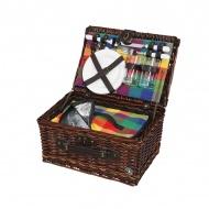 Koszyk piknikowy dla dwóch osób Cilio Bellano