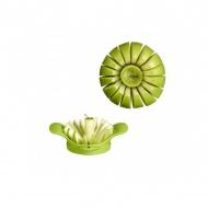 Krajacz do jabłek 20cm Moha zielony