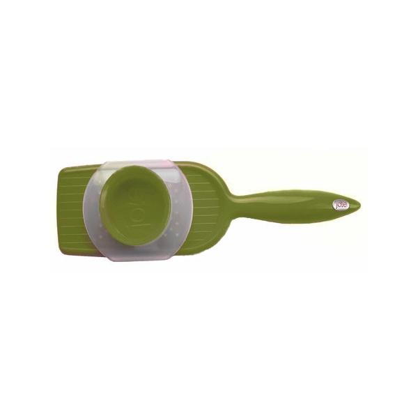 Krajalnica do frytek z ochraniaczem MSC zielony MS-29288-ZIE