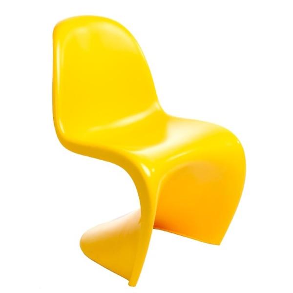 Krzesło Balance Junior żółte DK-3849