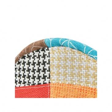 Krzesło barowe Kokoon Design Loko kolorowe