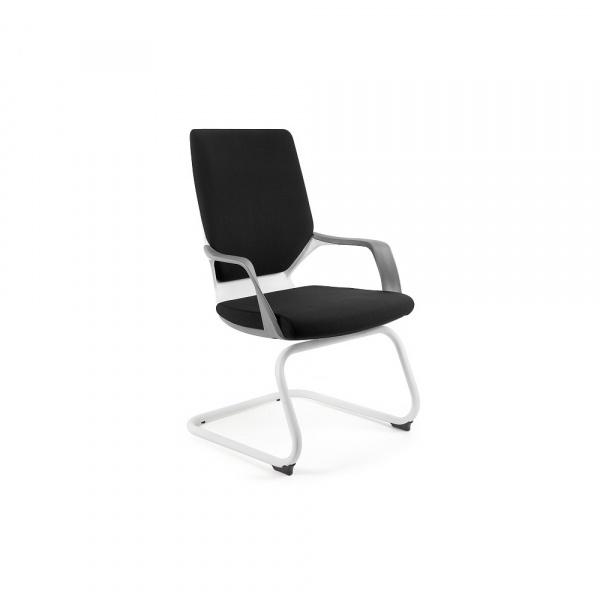 Krzesło biurowe Apollo Skid Unique black W-901W-BL418