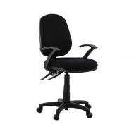 Krzesło biurowe Betsy Kokoon Design czarny