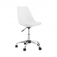 Krzesło biurowe Edea Kokoon Design biały