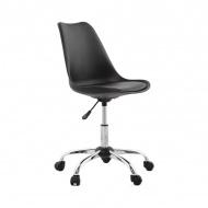 Krzesło biurowe Edea Kokoon Design czarny