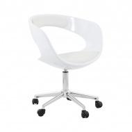 Krzesło biurowe Felix Kokoon Design biały