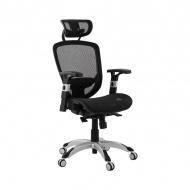 Krzesło biurowe Katrina Kokoon Design czarny