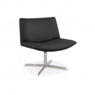 Krzesło biurowe Kokoon Design Korsa Czarne