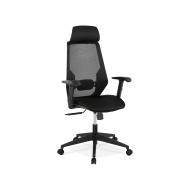 Krzesło biurowe Kokoon Design Reglo czarne