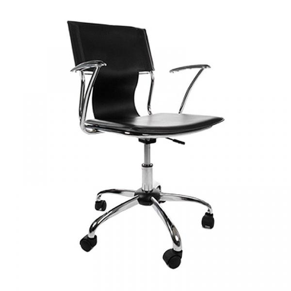 Krzesło biurowe Oxford Kokoon Design czarny OC00060BL