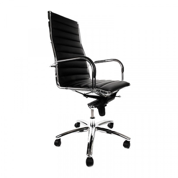 Krzesło biurowe Torino Kokoon Design czarny OC00080BL