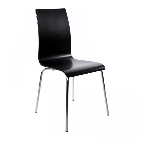 Krzesło Classic Kokoon Design czarny CH00050BL