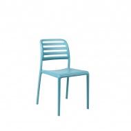 Krzesło Costa niebieskie
