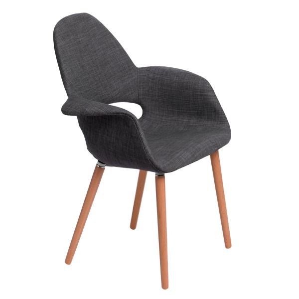 Krzesło D2 A-Shape ciemnoszare 5902385709477