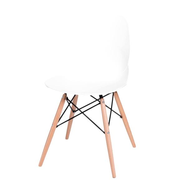 Krzesło D2 Layer DSW białe 5902385712552