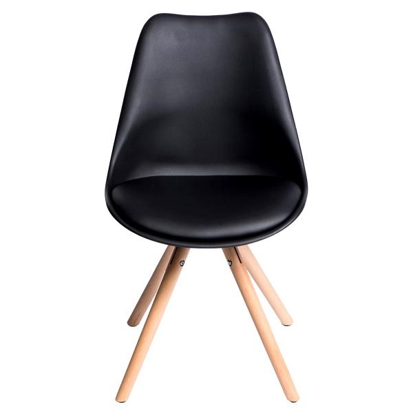 Krzesło D2 Norden Star czarne DK-64483