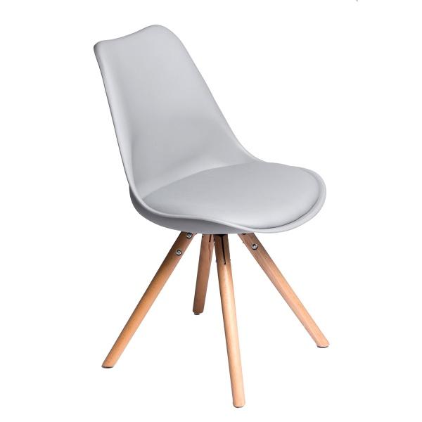 Krzesło D2 Norden Star szare 5902385710183
