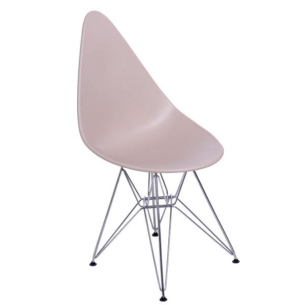 Krzesło D2 Rush DSR beżowe 5902385700276