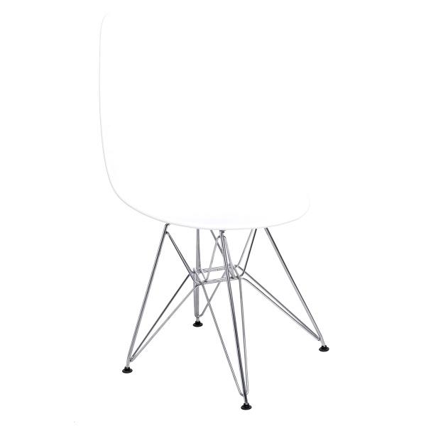 Krzesło D2 Rush DSR białe DK-70563