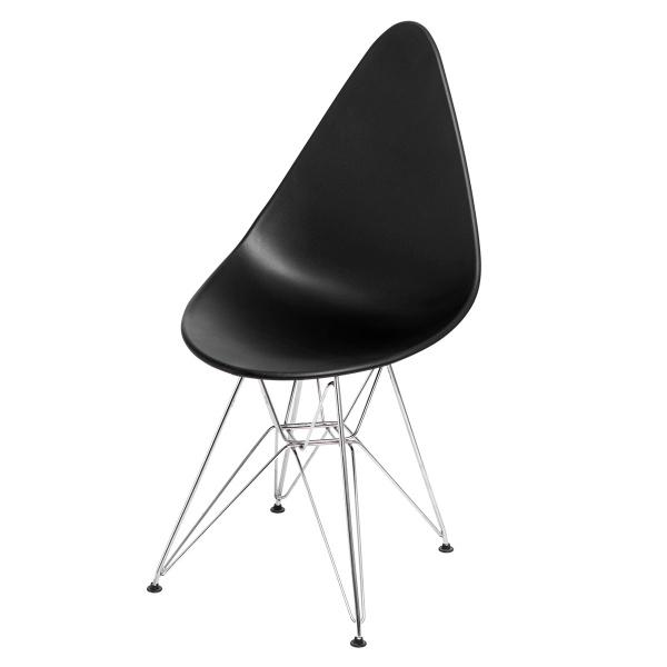 Krzesło D2 Rush DSR czarne DK-70560