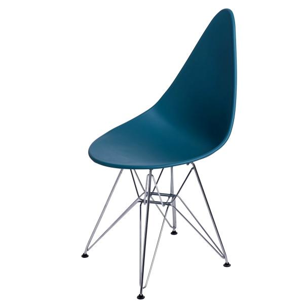 Krzesło D2 Rush DSR navy green DK-70557