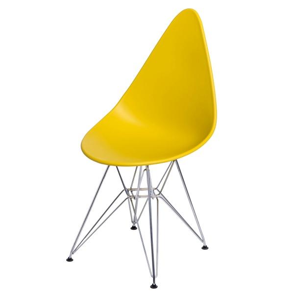 Krzesło D2 Rush DSR oliwkowy DK-71080