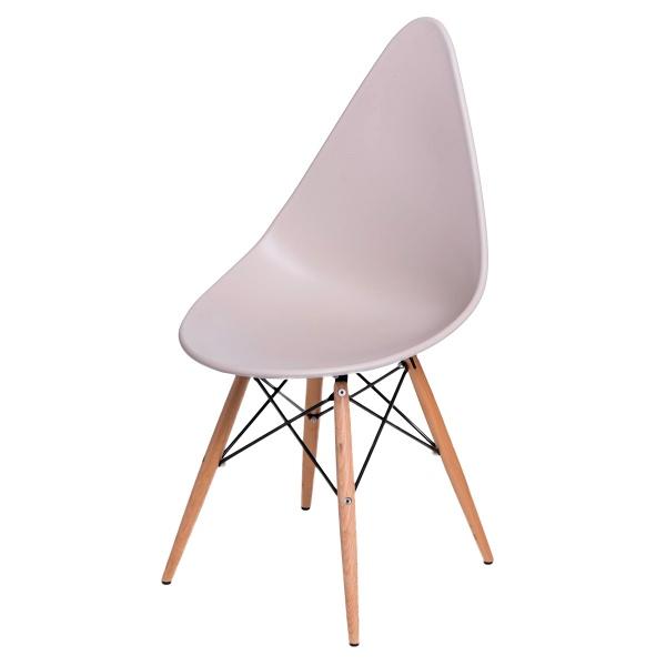 Krzesło D2 Rush DSW beżowe DK-70548