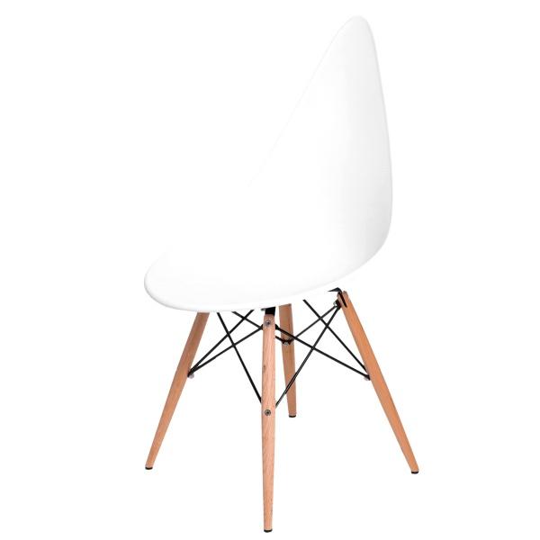 Krzesło D2 Rush DSW białe DK-70545