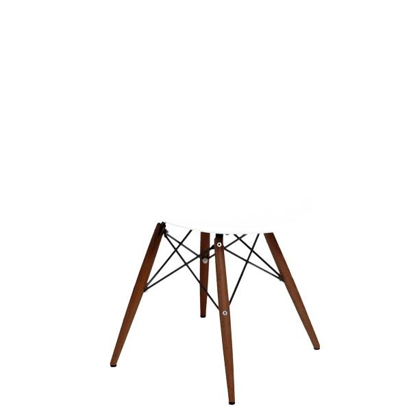 Krzesło D2 Rush DSW białe/dark 5902385712637