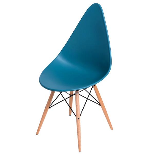 Krzesło D2 Rush DSW navy green DK-70539
