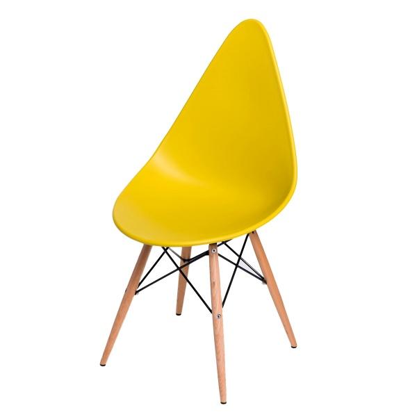 Krzesło D2 Rush DSW oliwkowe DK-71083