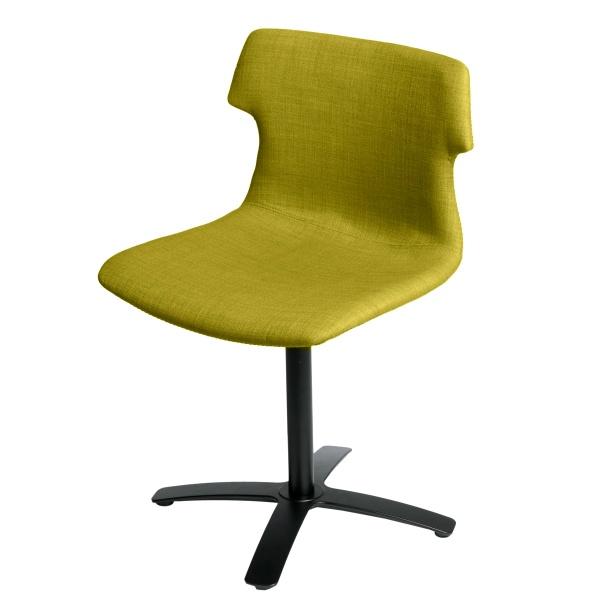 Krzesło D2 Techno One tapicerowane oliwka 5902385703550