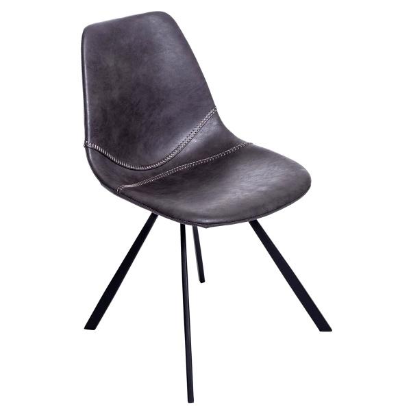 Krzesło D2 Vincent M szare DK-71172
