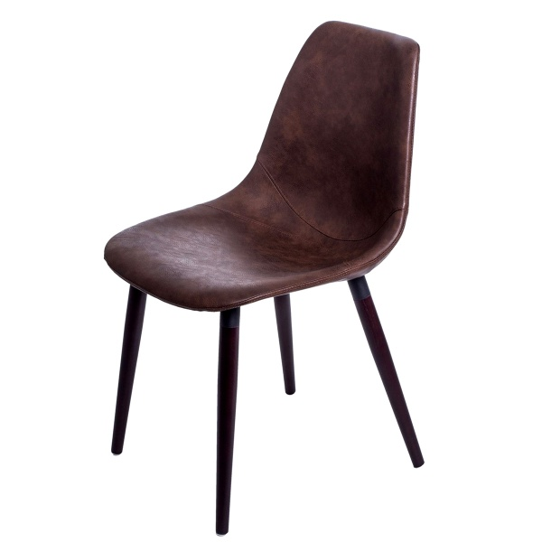 Krzesło D2 Vincent W jasno brązowe DK-71175