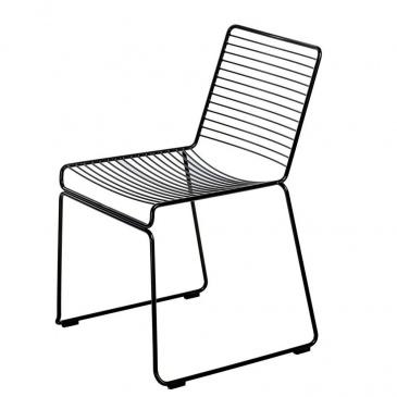 Krzesło Dilly czarne 5902385732277