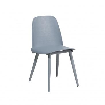 Krzesło Do Jadalni Szare Esau