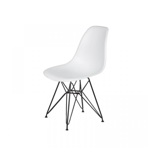 Krzesło DSR King Bath białe SO-KDC-231M.BIALY