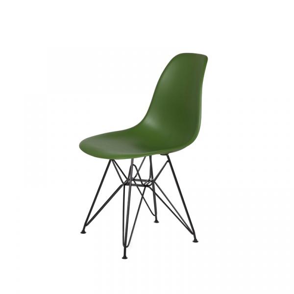 Krzesło DSR King Bath butelkowa zieleń K-130.BLUE.27.DSRB