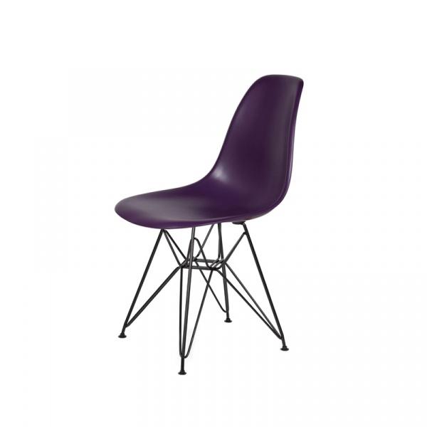 Krzesło DSR King Bath fioletowa purpura K-130.PURPLE.39.DSRB