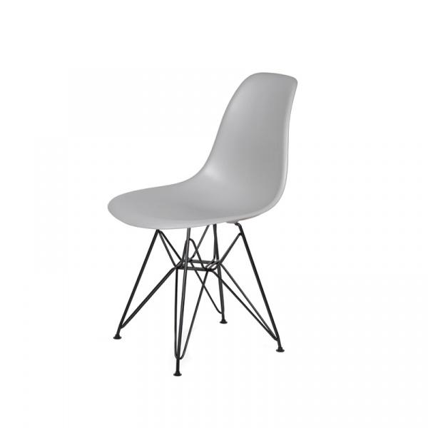 Krzesło DSR King Bath jasny szary JU-K130.DSR.B.LIGHT.GREY.05