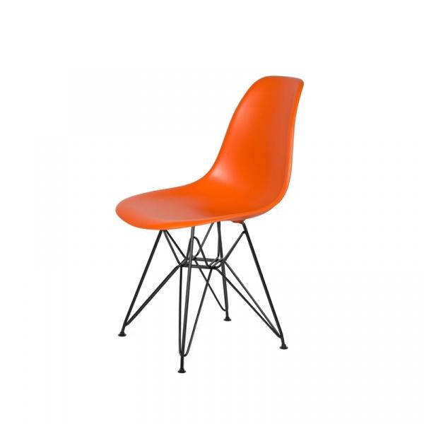 Krzesło DSR King Bath sycylijski pomarańcz K-130.ORANGE.08.DSRB