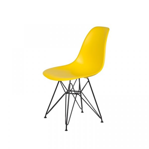 Krzesło DSR King Bath żółty słoneczny JU-K130.DSR.B.YELLOW.09