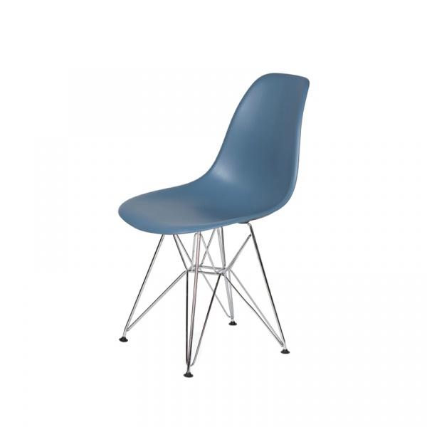 Krzesło DSR Silver King Bath chabrowy niebieski JU-K130.DSR.CORNFLOWER.31