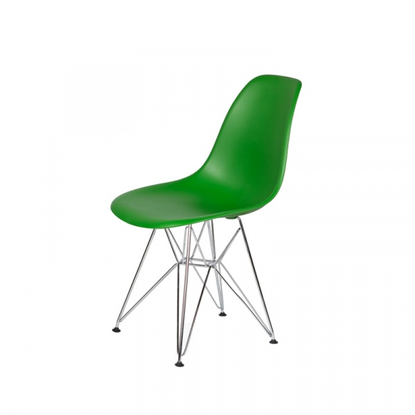 Krzesło DSR Silver King Bath irlandzka zieleń K-13-.D.GREE.21.DSR