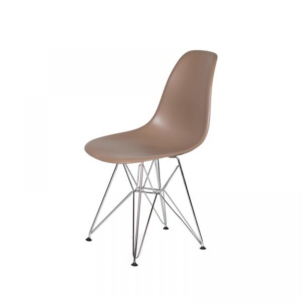 Krzesło DSR Silver King Bath kawa mocca JU-K130.DSR.COFFE.35