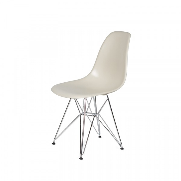 Krzesło DSR Silver King Bath migdał pralinowy JU-K130.DSR.ALMOND.29