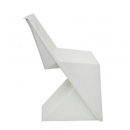 Krzesło Flato D2 białe