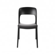 Krzesło Flexi czarne