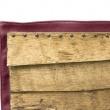Krzesło Gie El Gont burgunt FST0164