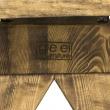 Krzesło Gie El Gont szare FST0161